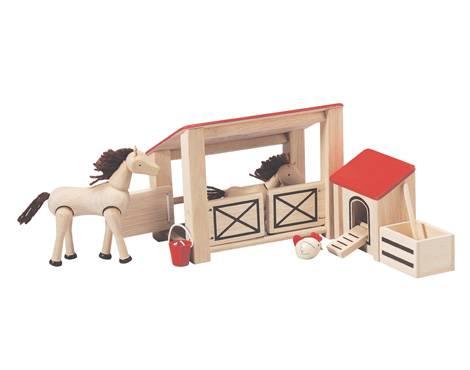 Plan Toys - Plan Toys Stable