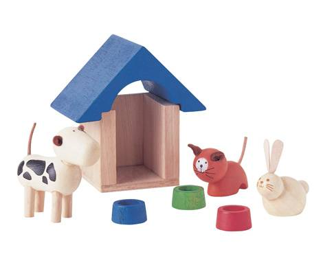 Plan Toys - Plan Toys Pet & Accessories