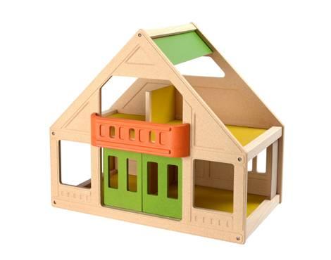 Plan Toys - Plan Toys My First Dollhouse