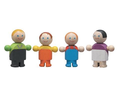 Plan Toys - Plan Toys Casual Family