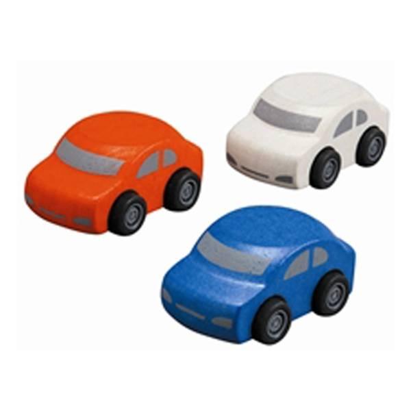 Plan Toys - Plan Toys Family Cars