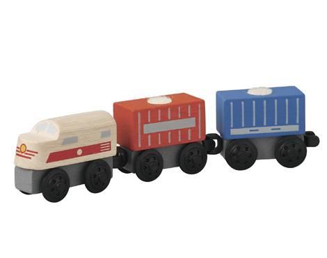 Plan Toys - Plan Toys Cargo Train