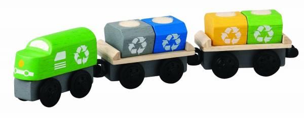 Plan Toys - Plan Toys Recycling Train