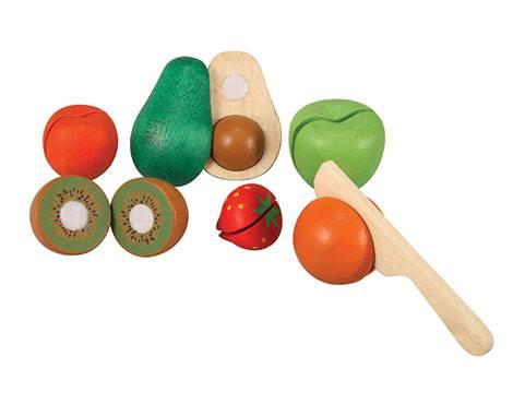 Plan Toys - Plan Toys Fruit Set