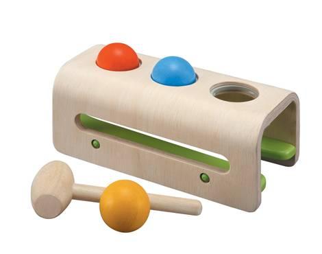 Plan Toys - Plan Toys Hammer Balls