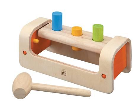 Plan Toys - Plan Toys Pounding Bench