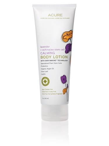 Acure Organics - Acure Organics Body Lotion Calming Lavender + Echinacea Stem Cell Tube 8 oz