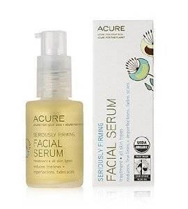 Acure Organics - Acure Organics Facial Serum Seriously Firming 1 oz