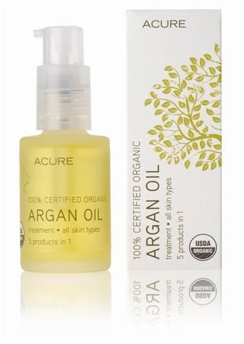 Acure Organics - Acure Organics Argan Oil 100% Certified Organic 1 oz