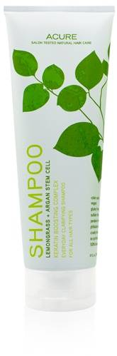 Acure Organics - Acure Organics Shampoo Lemongrass + Argan Stem Cell 8 oz