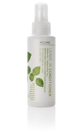 Acure Organics - Acure Organics Leave In Conditioner Argan Oil + Argan Stem Cell 4 oz