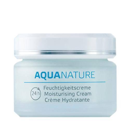 Annemarie Borlind - Annemarie Borlind Aquanature 24h Moisturising Cream 1.69 oz