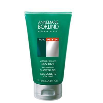 Annemarie Borlind - Annemarie Borlind For Men - Revitalizing Shower Gel 5.07 oz