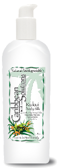 Caribbean Solutions - Caribbean Solutions Kukui Body Silk Moisturizer - 8 oz