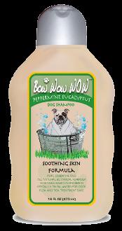 Caribbean Solutions - Caribbean Solutions Peppermint Eucalyptus Natural Dog Shampoo - 16 oz
