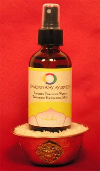 Diamond Way Ayurveda - Diamond Way Ayurveda Rinchen Precious Water 4 oz