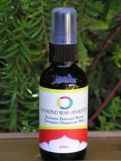 Diamond Way Ayurveda - Diamond Way Ayurveda Pitta Rinchen Water