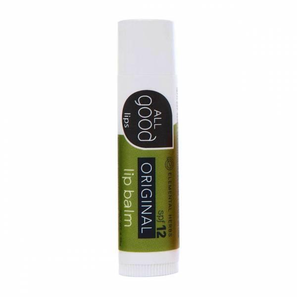 Elemental Herbs - Elemental Herbs All Good Lips - Original Lip Balm SPF12