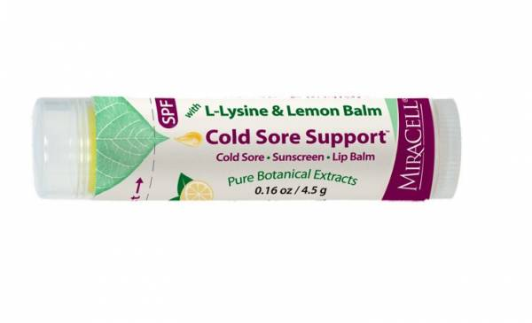 MiraCell - MiraCell Cold Sore Support