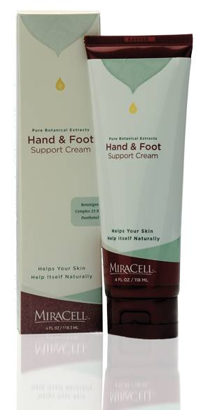 MiraCell - MiraCell Hand and Foot Support Cream 4 oz