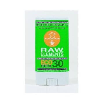 Raw Elements - Raw Elements Eco Stick 30+ 0.60oz