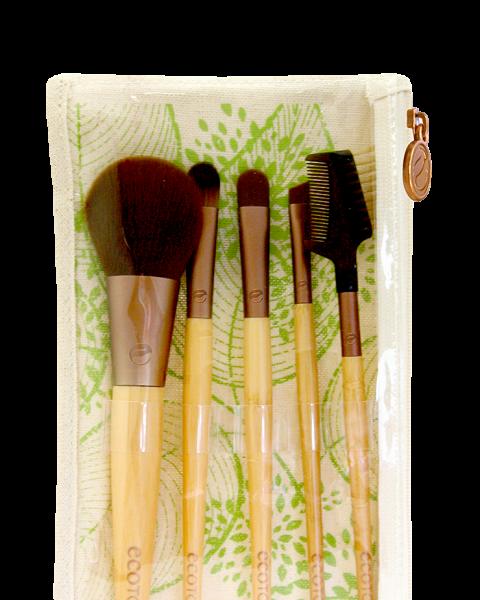 EcoTools - EcoTools Bamboo 6-Piece Brush Set