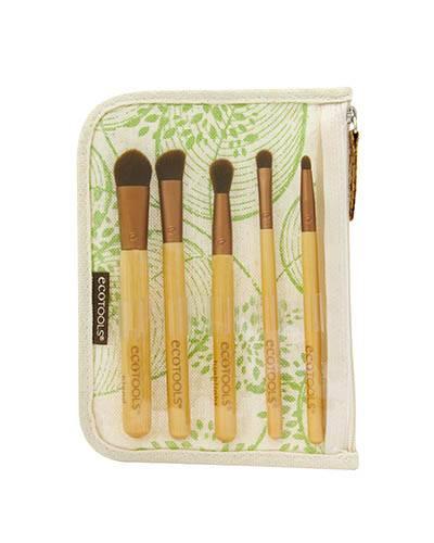 EcoTools - EcoTools Bamboo 6Pc Eye Brush Set