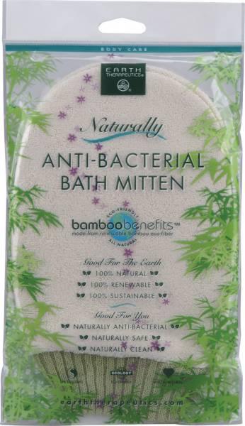 Earth Therapeutics - Earth Therapeutics Bamboo Bath Mitt
