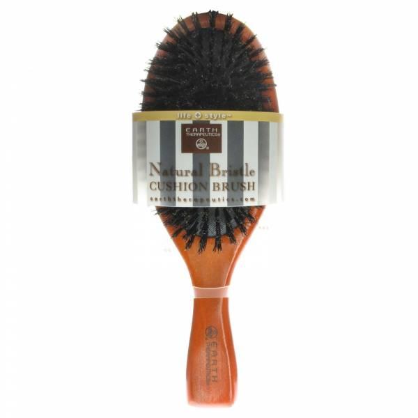 Earth Therapeutics - Earth Therapeutics Boar Bristle Brush - Large