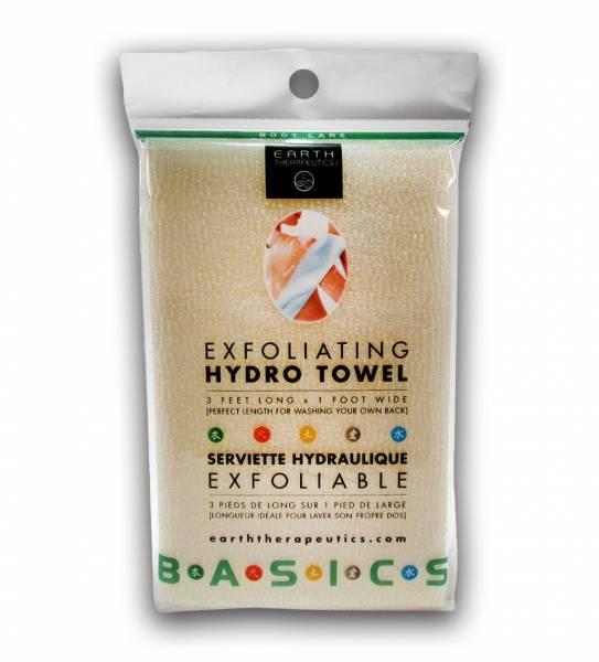 Earth Therapeutics - Earth Therapeutics Exfoliating Hydro Towel