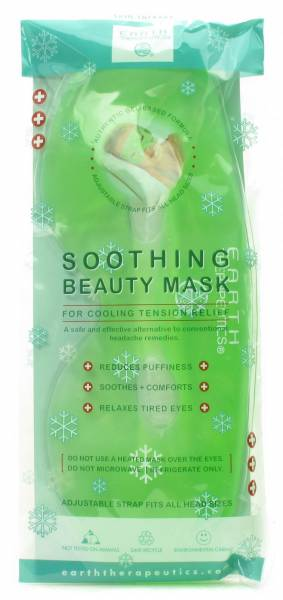 Earth Therapeutics - Earth Therapeutics Fire & Ice Herbal Beauty Mask