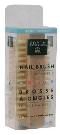 Earth Therapeutics - Earth Therapeutics Genuine Bristle Nail Brush