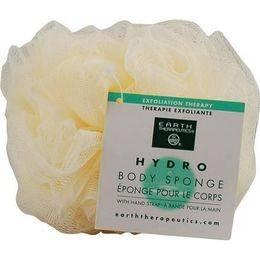Earth Therapeutics - Earth Therapeutics Hydro Body Sponge with Hand Strap - Natural