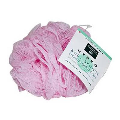 Earth Therapeutics - Earth Therapeutics Hydro Body Sponge with Hand Strap - Pink