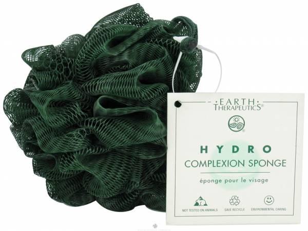 Earth Therapeutics - Earth Therapeutics Hydro Complexion Sponge - Dark Green