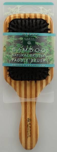 Earth Therapeutics - Earth Therapeutics Large Boar Bristle Bamboo Hair Brush