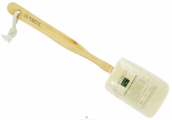 Earth Therapeutics - Earth Therapeutics Loofah Back Massager Brush