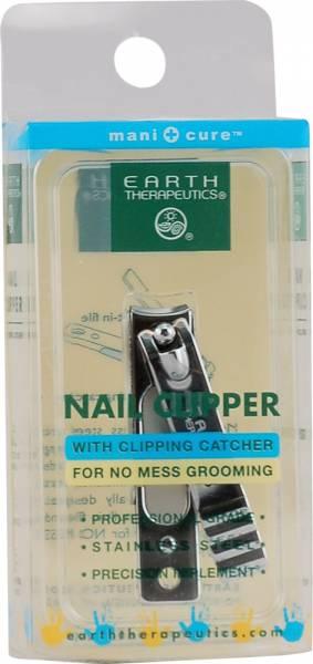 Earth Therapeutics - Earth Therapeutics Nail Clipper with Catcher