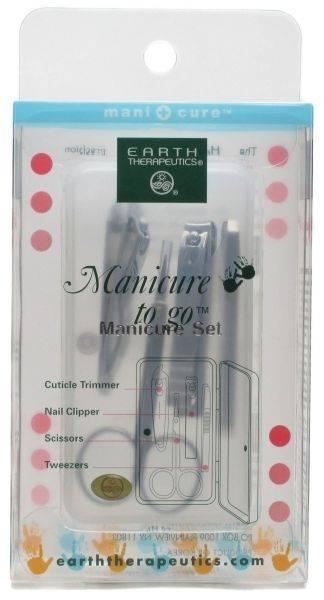 Earth Therapeutics - Earth Therapeutics Portable Manicure