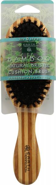 Earth Therapeutics - Earth Therapeutics Regular Boar Bristle Bamboo Hair Brush