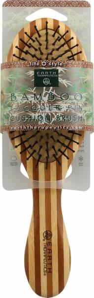 Earth Therapeutics - Earth Therapeutics Regular Nylon Bristle Bamboo Hair Brush