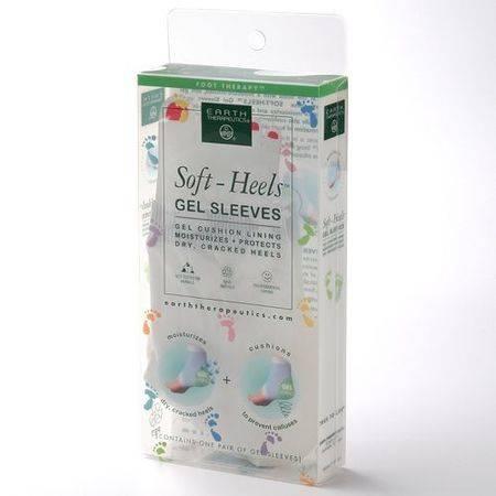 Earth Therapeutics - Earth Therapeutics Soft Heels Gel Sleeves