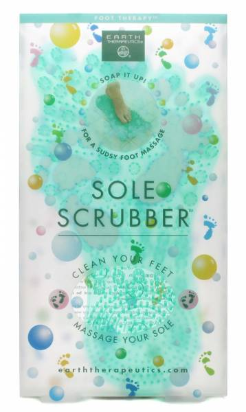 Earth Therapeutics - Earth Therapeutics Sole Scrubber Foot Wash Mat