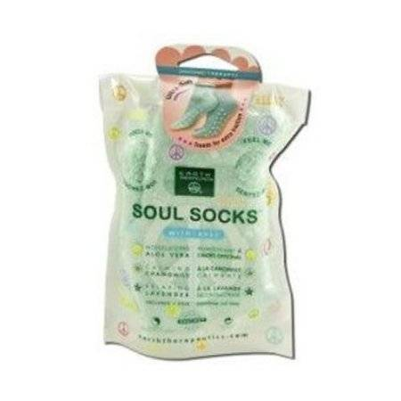 Earth Therapeutics - Earth Therapeutics Soul Socks - Mint Green