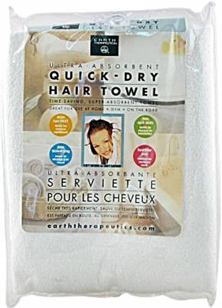 Earth Therapeutics - Earth Therapeutics Ultra Absorbant Angel-Tex Hair Body Towel