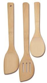 Joyce Chen - Joyce Chen Bamboo Stir-Fry Tool Set (3 pcs)