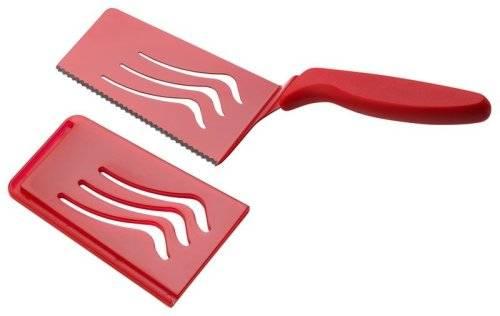 Kuhn Rikon - Kuhn Rikon Wide Serving Knife - Red