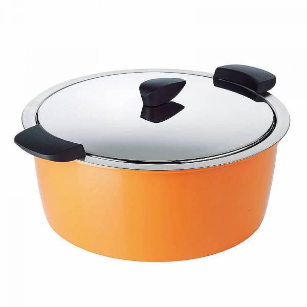 Kuhn Rikon - Kuhn Rikon Hotpan Braiser 4.5 qt - Orange