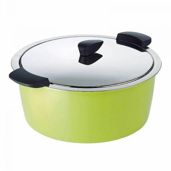 Kuhn Rikon - Kuhn Rikon Hotpan Braiser 4.5 qt - Green