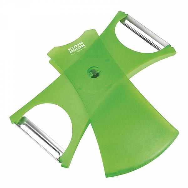 Kuhn Rikon - Kuhn Rikon Dual Peeler - Green